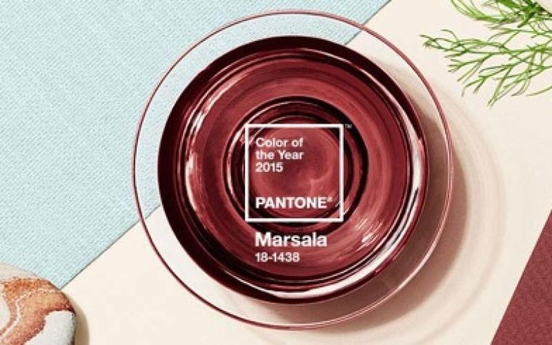 Why Pantone Marsala?