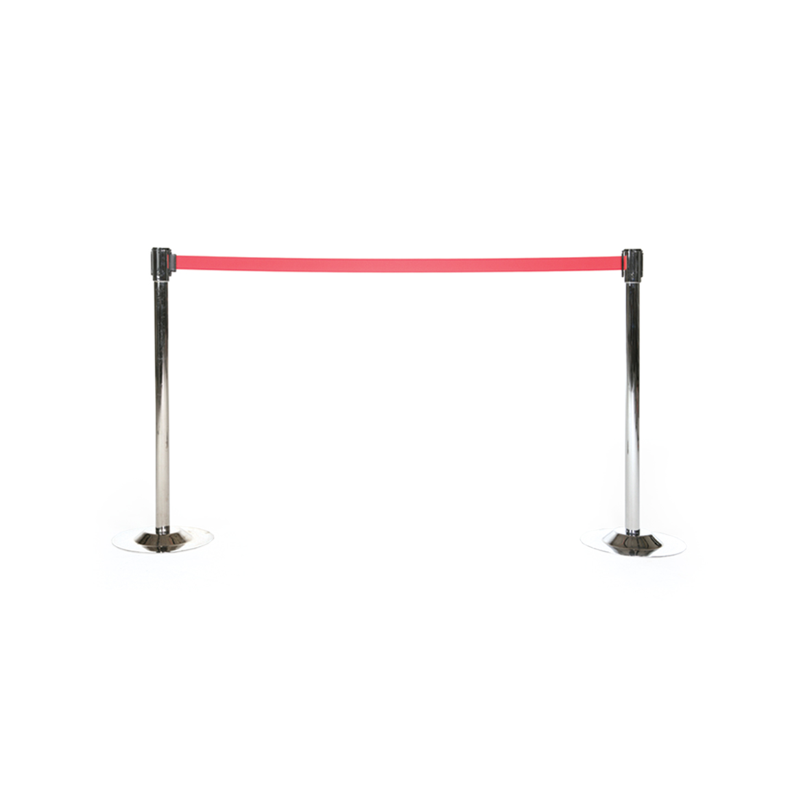 Retractable belt head stanchion 204 events for Table bar retractable