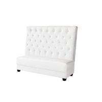 Riviera Sectional - Armless Sofa - White