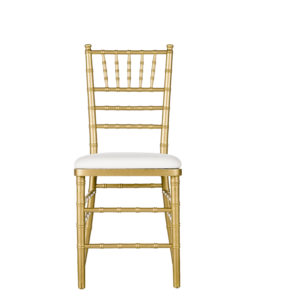 Chiavari Chair- Gold