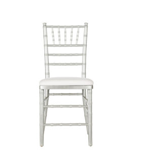 Chiavari Chair – Silver