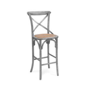 Countryside Bar Stool – Gray