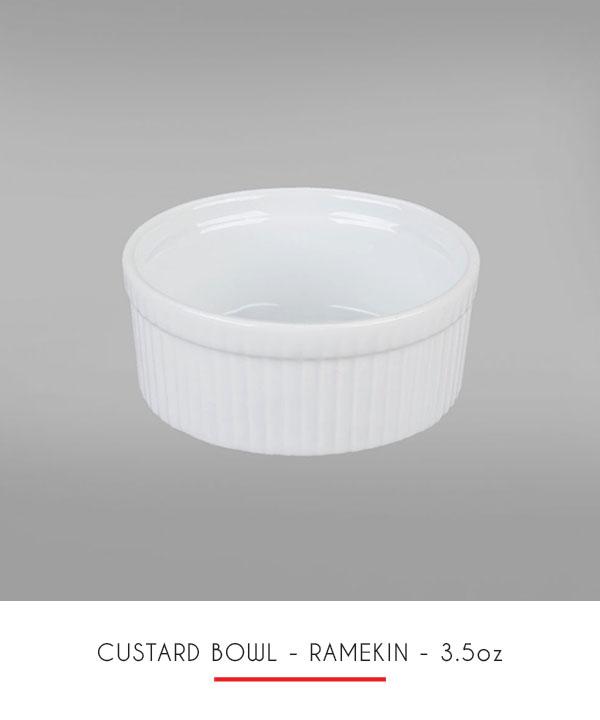 Bowls |Lab Custard Bowl