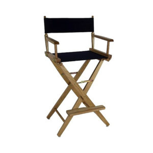 Directors Chair – High – Natural