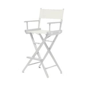 Directors Chair – High – White