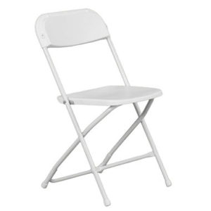 Folding-Plastic-Chair-White