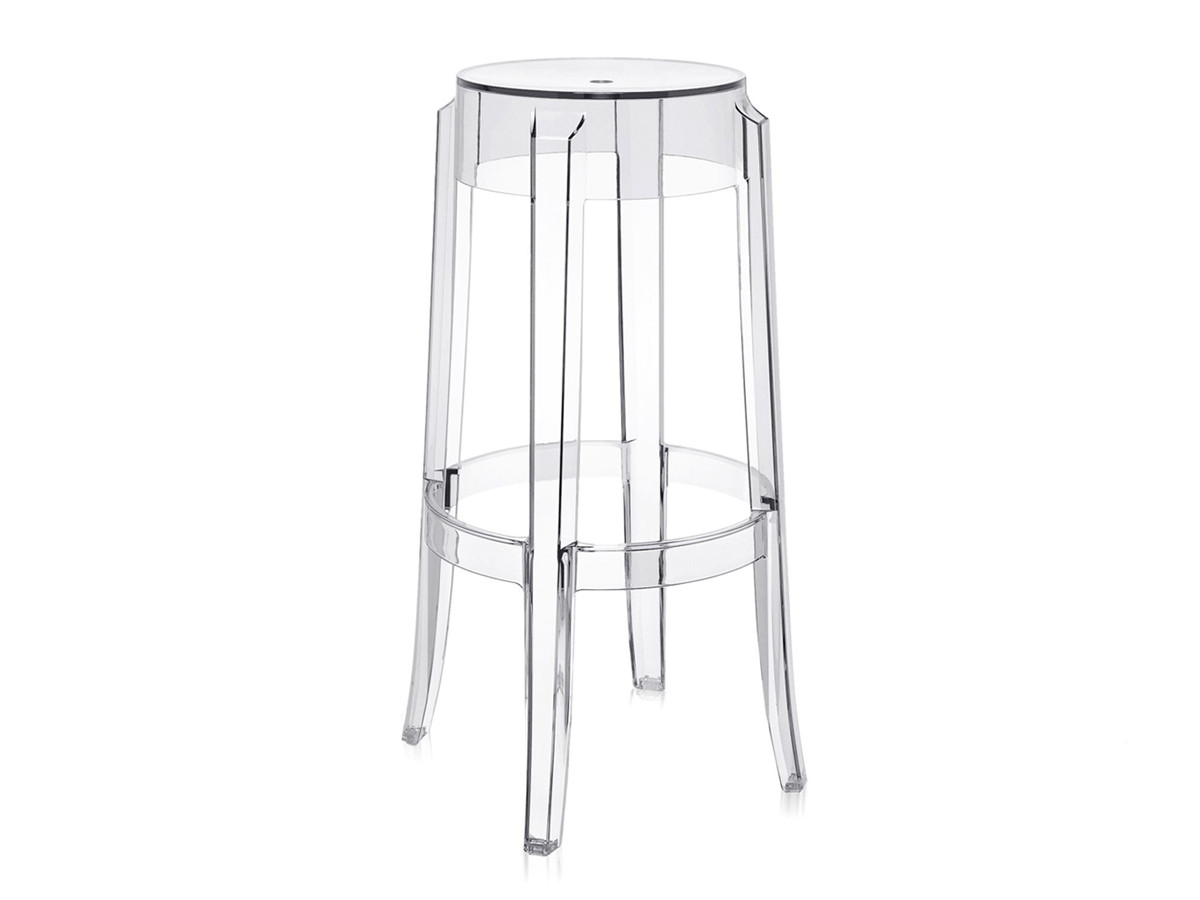 Ghost Bar Stool Clear 204 Events