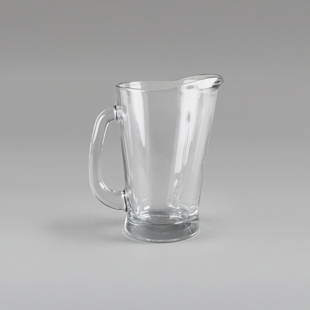 Glass water pitcher 55oz