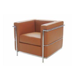 LC2 Chair – Cinnamon
