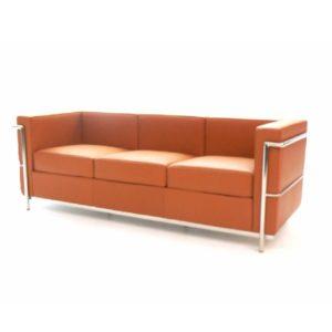 LC2 Sofa – Cinnamon