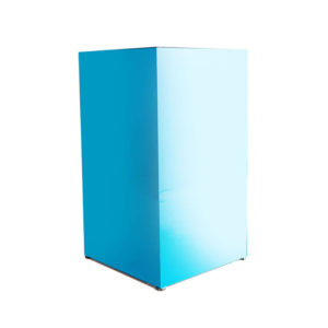 Mirror-Pedestal-Blue