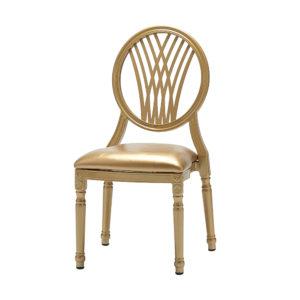 Ritz Chair – Gold