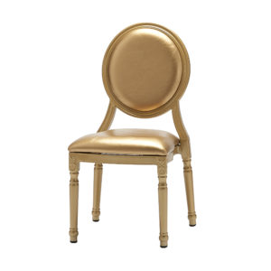 Ritz Chair – Pad Set – Gold