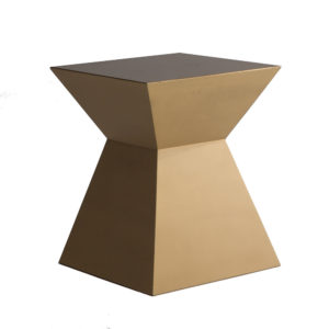 Aztec-End-Table-Gold-1