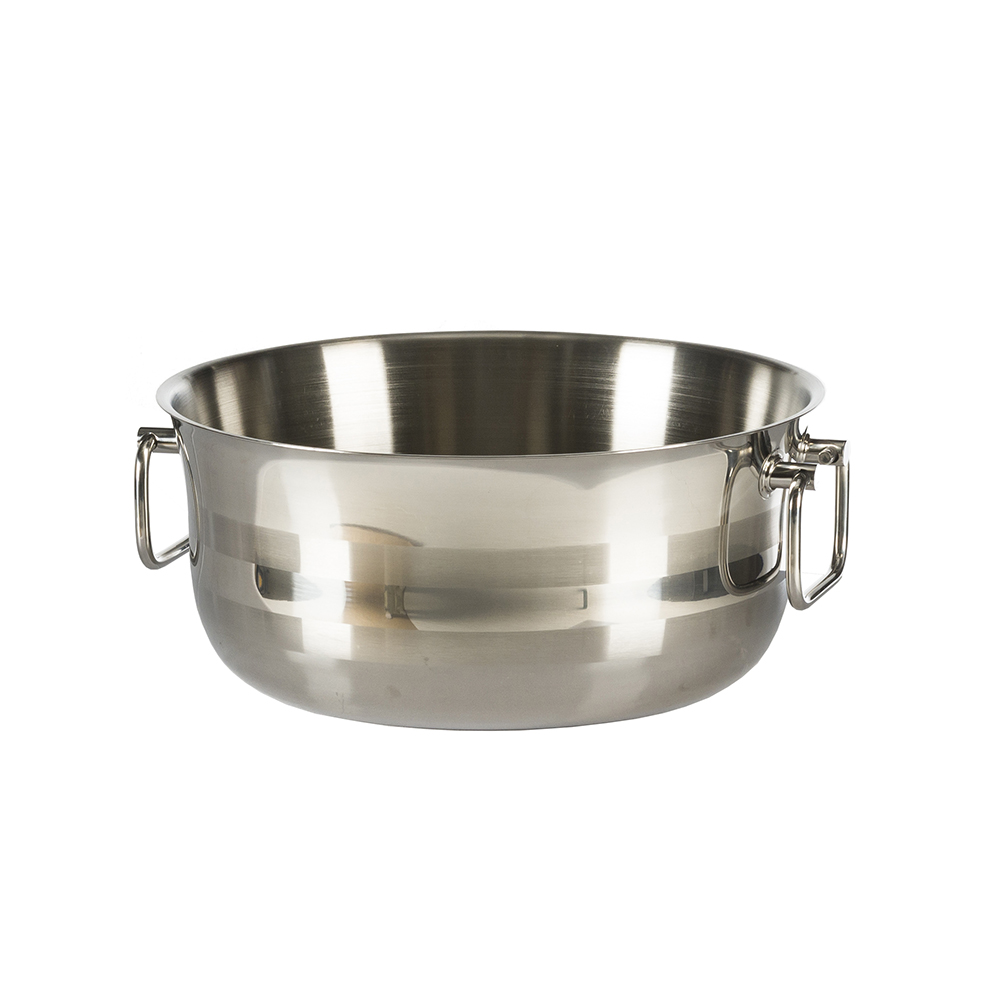 CHILL TUB – 20 QT – STAINLESS - 204 Events