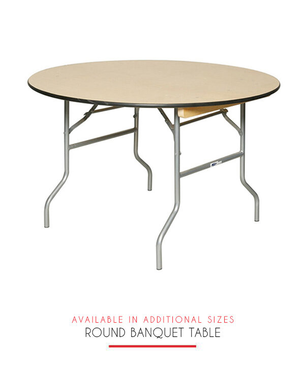 ROUND BANQUET TABLE Events - Round banquet table sizes