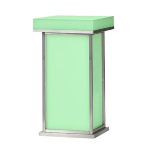 Translucent Cocktail Table_green