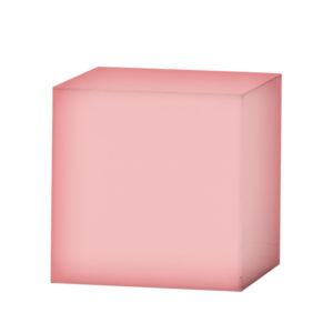 Translucent Cube_red