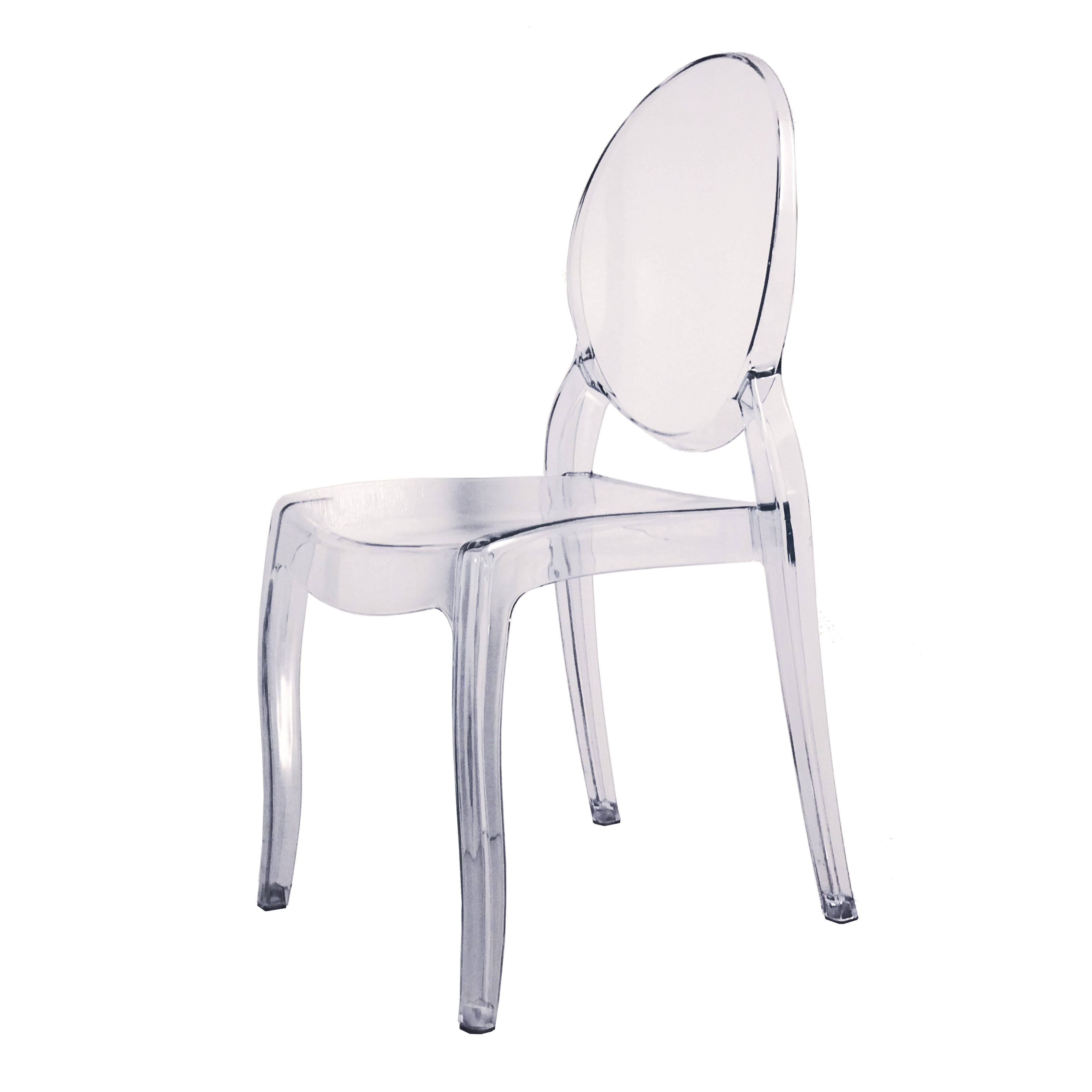 Ghost Dining Chair U2013 AMBER