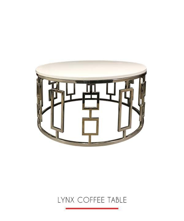Pleasing Jewel Coffee Table Monaco Chrome 204 Events Pabps2019 Chair Design Images Pabps2019Com